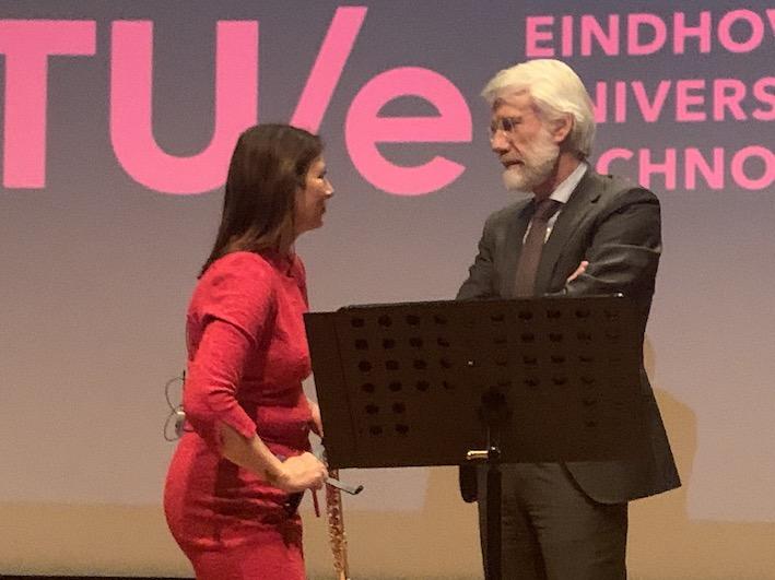 Erik Scherder en Jeannette Welp